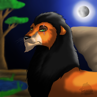 I should be the king -Scar by Narncolie