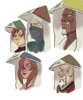 Kages by ManiacPaint