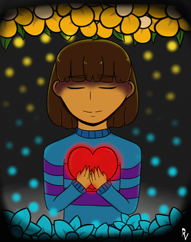 Undertale by RevitytheArtistic