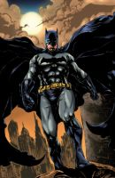 I'm Batman by wordmongerer