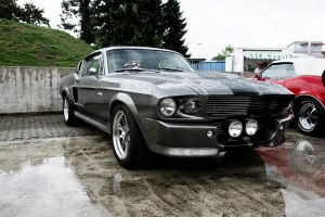 67' Shelby Mustang GT500 by christiAnpure