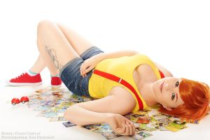 Misty I by Samii-Doll