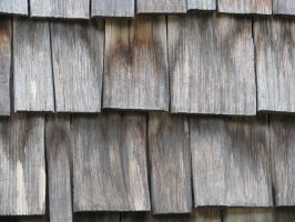 00068 - Thick Wooden Roof Shingles by emstock