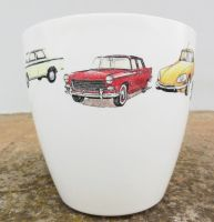 Flower Pots all stars - peugeot 404 by naraosart