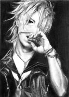 Reita of the Gazette by punkaspazer