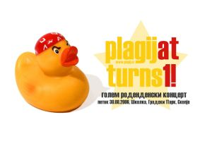 plagij.at turns1 poster by FlavrSavr