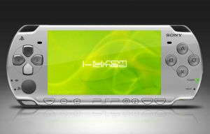 PSP 2 by Hassoomi