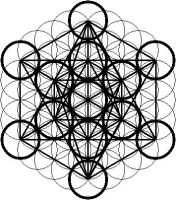 Sacred geometry by Ca11m3Raven