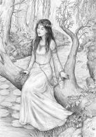 Ophelia by dashinvaine
