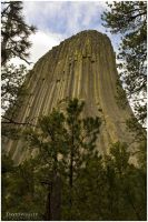 Devils Tower by DavidWegley