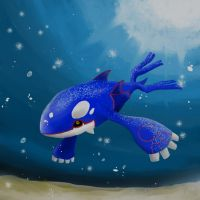 Kyogre by Pcat007