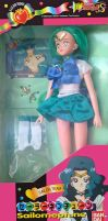 Sailor Moon S Sailor Neptune Bandai Asia S Doll by aleena