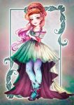 EAH: Dandelina Blossom Spring-Unsprung by Lio-Sun