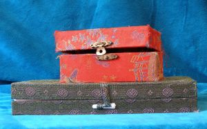 Chinese style boxes... by chop-stock