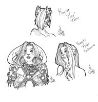 CoH Sketches... by Thally