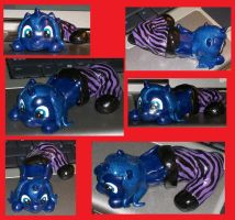 baby luna in sock revisited by MadPonyScientist