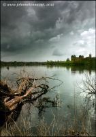 Linlithgow Palace, Scotland by Johnmckenna