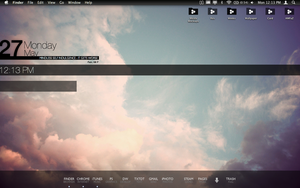 Geektool Desktop by Matthewsebert