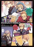 Hokuo family by Nios54