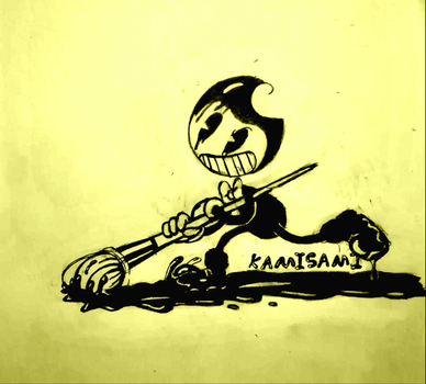 Bendy and the ink machine by kamisami