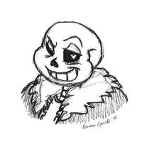Sans *wink* - WIP by LaurenSparks