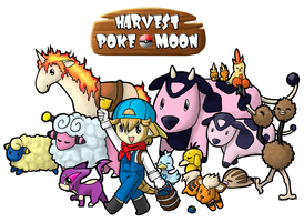 Harvest Pokemoon by pahein