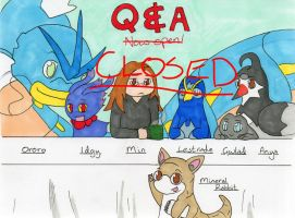 Nuzlocke Q+A - closed by MineralRabbit
