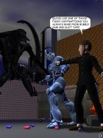 WRONG GUYVER by lordcoyote