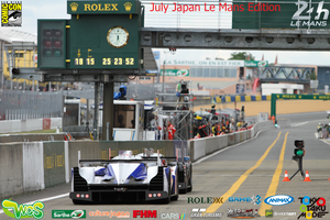 July Japan Le Mans Edition by SauberAnimax