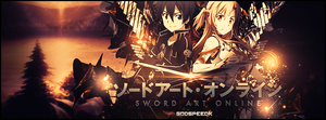 Sword art online by GodspeedK
