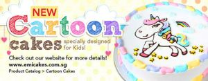 Emicakes Cartoon Cake Banner by charz81