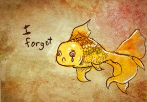 I Forgot by charsita