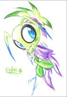 Celebi: Did you say something? by Adept-eX