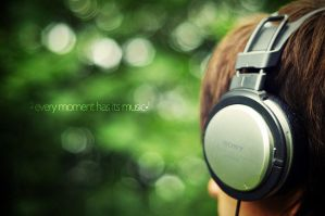 every moment has its music by elsson