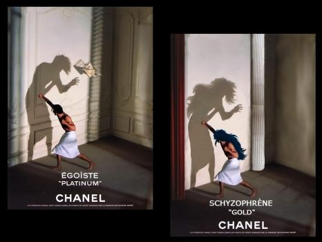 Saga Chanel by SuperMoutmout