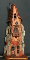 Another house for the Wee Folk by ForestDwellerHouses