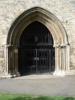 ChurchStock 7 by MadamGrief-Stock