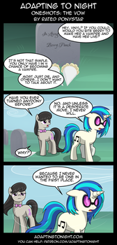 AtN: One Shot Stories -  Part 2 by Rated-R-PonyStar