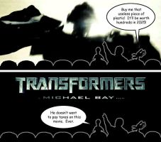 Transformers Movie MST3K by ARNie00