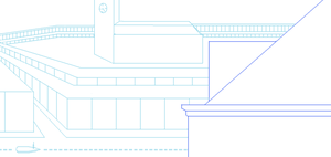 Perspective try - artwork WIP by gamertjecool