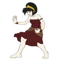 Toph Animation by darkwings9