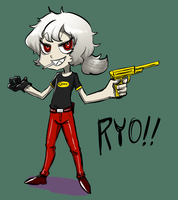 Ryo!! by rc9158