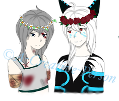 Flower Crowns Are Cute by A-Creative-Person