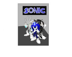 sonic 2006 pt 2 by shadmart