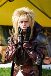 Jareth from Labyrinth cosplay by Sandman-AC