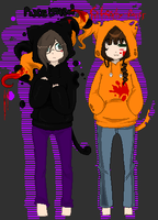Hoodies -withghosty-lover- by Pixeltard