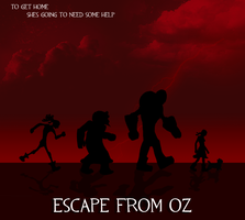 Escape from OZ preview by ragnarok2k3