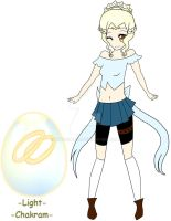 Light Egg - Hatched Adoptable by Kitsuna020