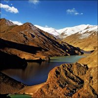 Yamdrok Tso Lake, Tibet by jup3nep