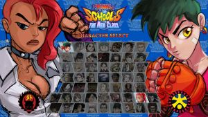 rival schools jam - character select4 by shoze